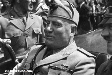 Lo que debes saber sobre Benito Mussolini | Culturizando