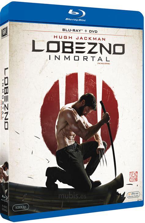 Lobezno Inmortal Blu-ray