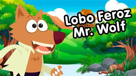 Lobo en inglés canciones Infantiles   YouTube