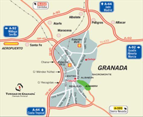 Localización de los Apartamentos Campo del Príncipe
