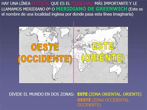 LOCALIZACIÓN: LAS COORDENADAS. - ppt descargar