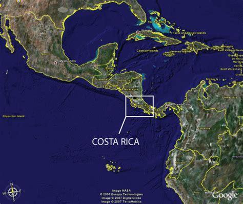 Location Map   Manuel Antonio Real Estate Vacation Rentals ...