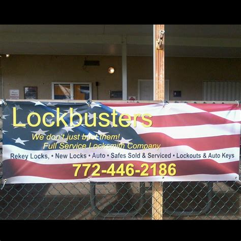 Lockbusters Locksmiths Coupons near me in | 8coupons