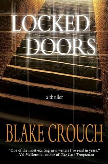 Locked Doors by Blake Crouch | Signed First Edition Book