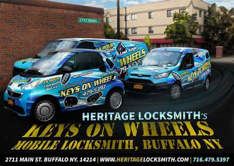 Locksmith Near Me | Heritage Locksmith | greater Buffalo NY