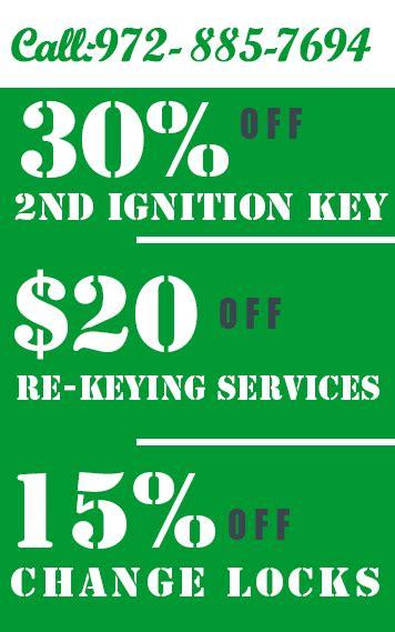 Locksmith of Richardson TX | New Keys TX