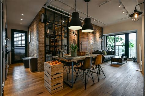 Loft: arredamento in stile industriale