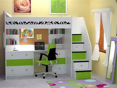 Loft Bunk Bed With Desk Underneath : Look For A Loft Bunk ...