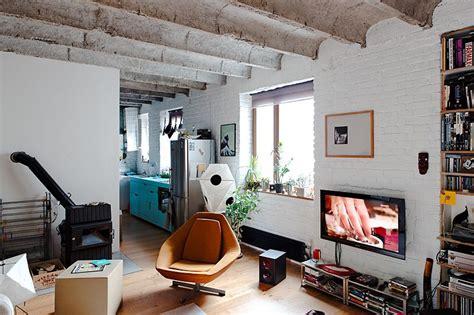 Loft estilo industrial | Estilos Deco