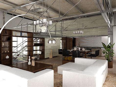 Loft   interiores