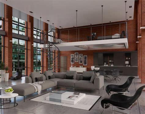 Lofts de diseño   recorre los 42 interiores más ...