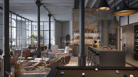 Lofts de la Casa Burés, proyecto de interiorismo ...