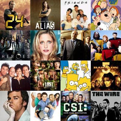 Log Booker: Séries de TV