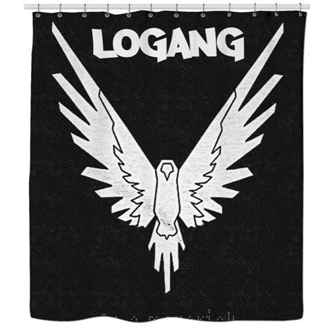 Logan Paul Maverick Logang Curtain