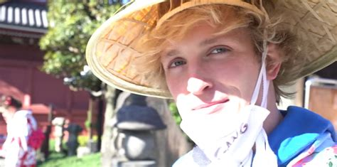 Logan Paul Posts Video of Suicide in Forest in Japan