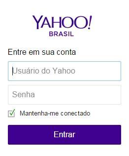 LOGIN YAHOO MAIL - Como Entrar no Yahoo Email Grátis