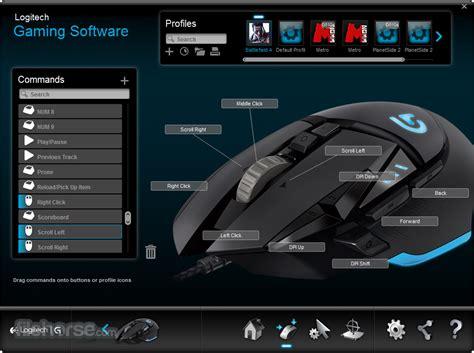 Logitech Gaming Software 9.00.42  64 bit  Download for ...