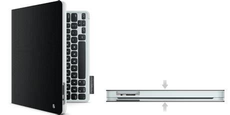Logitech Keyboard Folio for iPad color negro   Accesorio ...