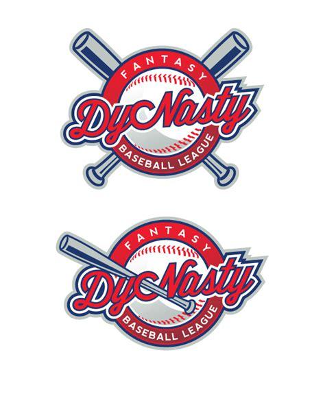 Logo Design for DyNasty Fantasy Baseball League by ...