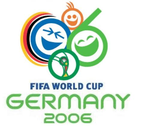 Logo Mundial Alemania 2006. | LOGOS Mundiales Futbol ...