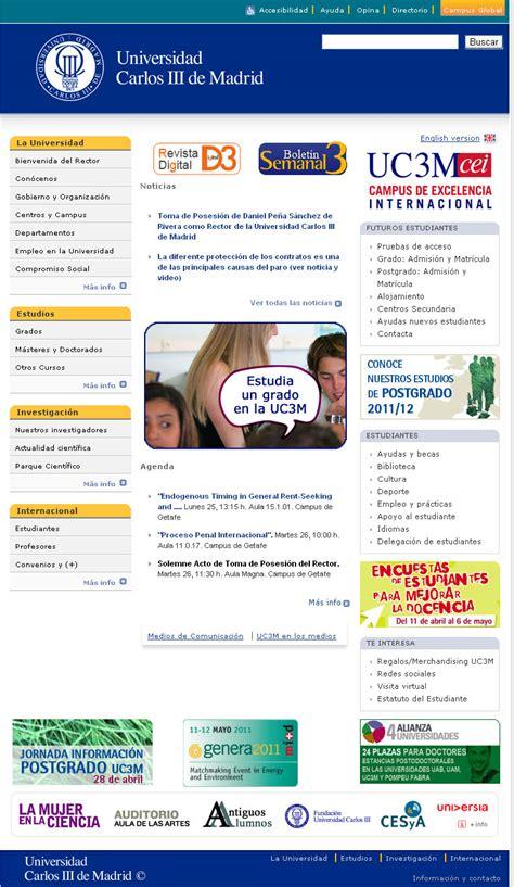 Logo universidad carlos iii madrid - Horariouc3m ...