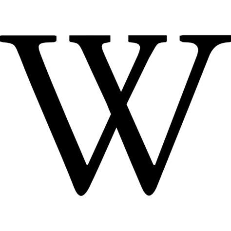 Logo wikipedia | Descargar Iconos gratis