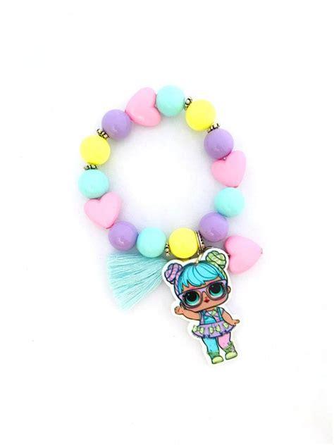 LOL Surprise Inspired Bracelet Bon Bon LOL Surprise Doll ...