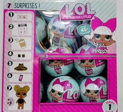 Lol Surprise Muñecas Serie 1 Nuevas - $ 425.00 en Mercado ...