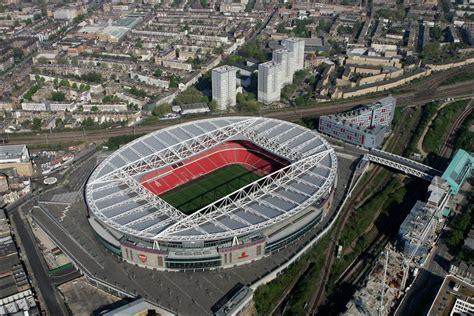 LONDON - Emirates Stadium (59,867 -> 60,600) - Página 192 ...