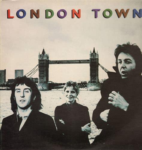 London Town album artwork – Wings – The Beatles Bible