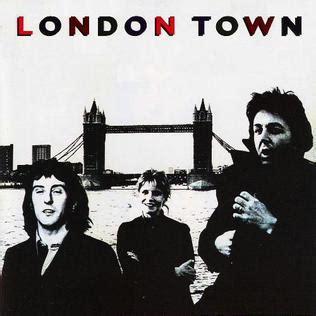 London Town  Wings album    Wikipedia