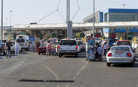 Long lines disappear at San Ysidro Port of Entry - The San ...