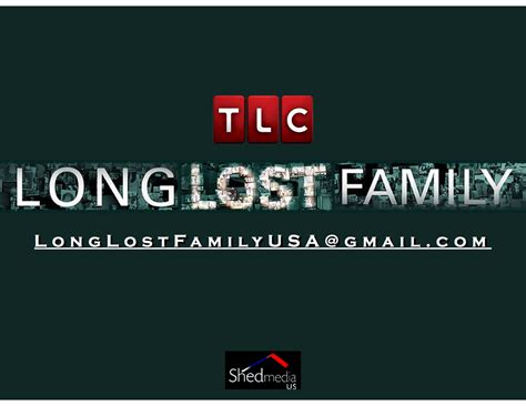 Long Lost Family: New TLC Series Launches in March ...