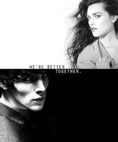 Look at Merlin and Morgana...I knew they were going to get ...
