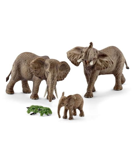 Look at this #zulilyfind! Schleich African Elephant Family ...