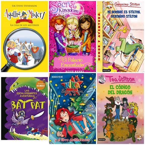 Los 10 +1 mejores libros para que los niños de 7 9 años ...