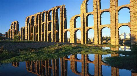 Los 10 acueductos más bellos del mundo