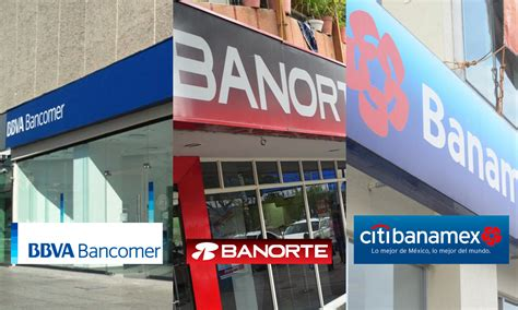 Los 10 bancos más grandes de México | Todo Incluido   Revista