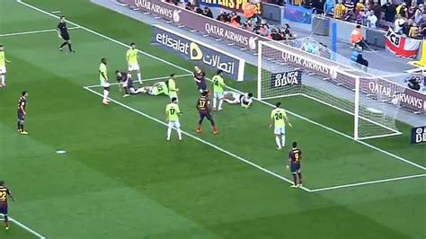 Los 10 mejores goles de Messi Temporada 2013   2014 FC ...