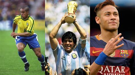 Los 10 mejores goles en la historia del futbol   ElCalce