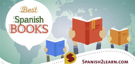 Los 10 mejores libros para aprender español   Spanish2learn