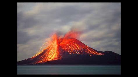 Los 10 Volcanes más peligrosos del mundo Parte 1 - YouTube