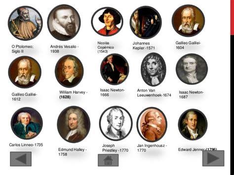 Los 100 cientificos que han aportado a la ciencia