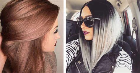 Los 12 colores de cabello que son tendencia este 2017 ...