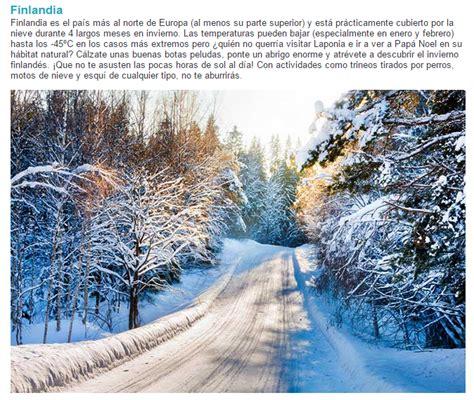 Los 12 paises mas frios del mundo  JJ    Imágenes   Taringa!