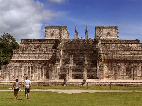 Los 12 Sitios Arqueológicos Más Importantes del Mundo Maya ...