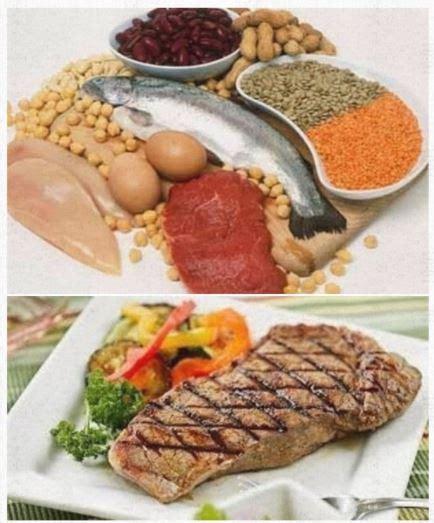 Los 20 mejores alimentos para ganar músculo y perder grasa ...