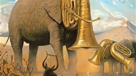 Los 20 Mejores cuadros de Salvador Dali - YouTube