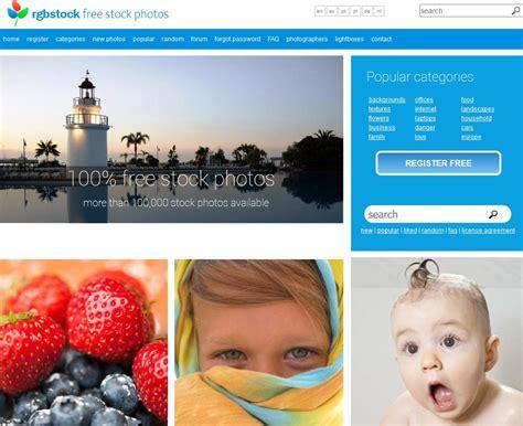 Los 21 mejores bancos de imágenes gratis para usar en tu web