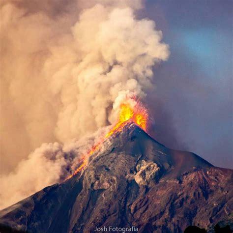 Los 4 volcanes activos en Guatemala   Solo lo mejor de ...